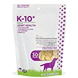 K-10+ Joint Health Advanced Chewable Formulas for Dogs (Pack of 30)