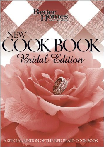 New Cook Book, Bridal Edition (Bridal Edition Cookbook)