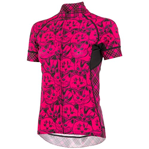Clothing : Shebeest Womens - Shebeest Women's Divine Jersey - MAGENTA, MEDIUM