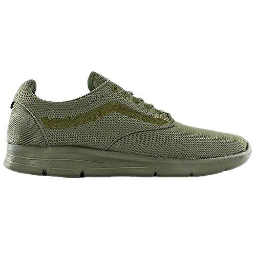 Vans Hombres Reflective Iso 1.5 Sneakers Mono Ivy Green