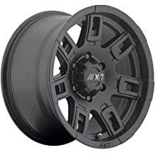 Mickey Thompson Sidebiter II 17x9 6x139.7 +0mm Matte Black Wheel Rim by Mickey Thompson