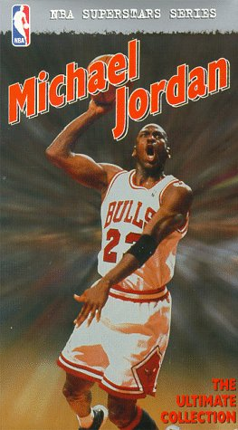 Michael Jordan - The Ultimate Collection (Come Fly with Me, Air Time, Above & Beyond) [VHS] (Collection Jordan Ultimate)