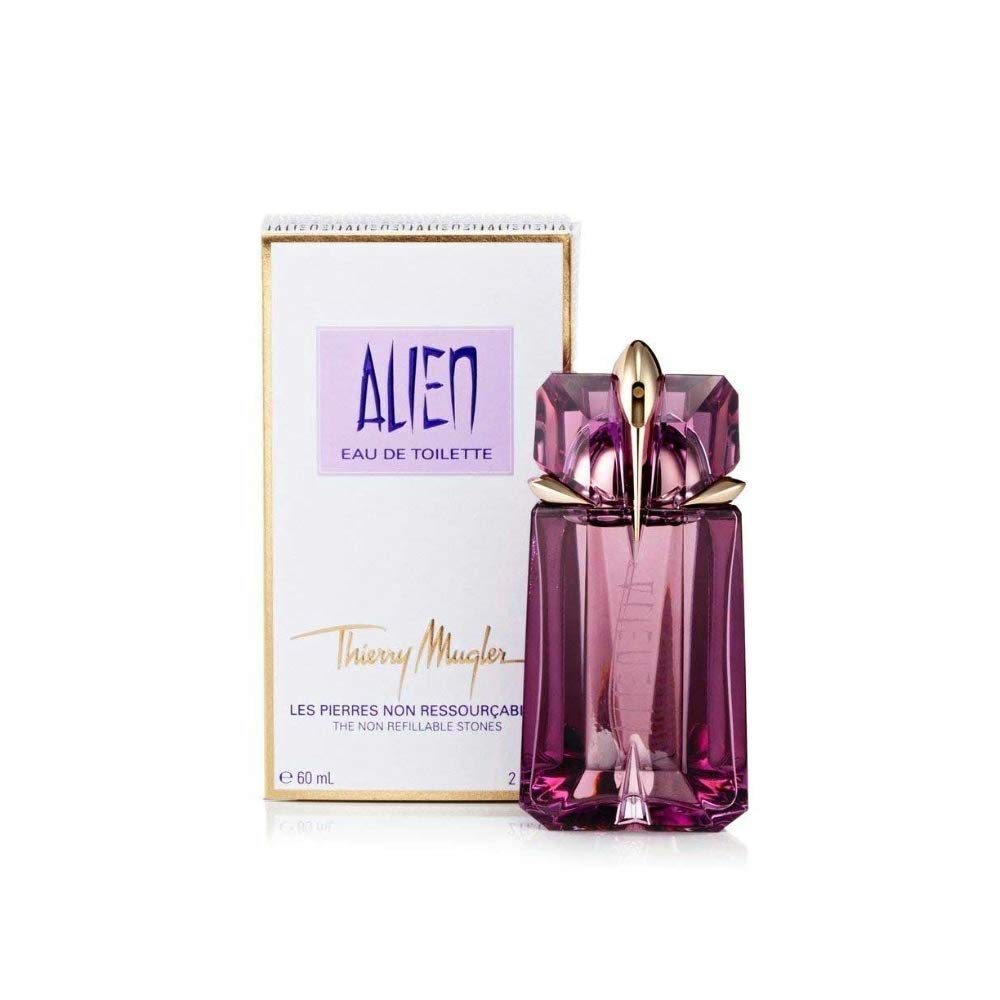 Thierry Mugler 25419 Agua de colonia, 60 ml
