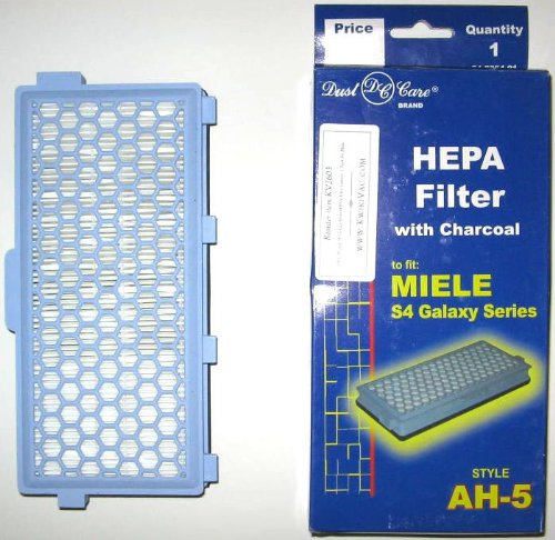 Miele S5 Series - Generic HEPA Filter 1 Pack for Miele Brand S4 / S5 Series Canisters