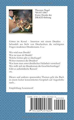 Götter im Kessel: Amazon.co.uk: Thorsten Nagel: 9781326257620: Books
