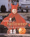 Handmade Halloween, Country Living Editors, 1588160432