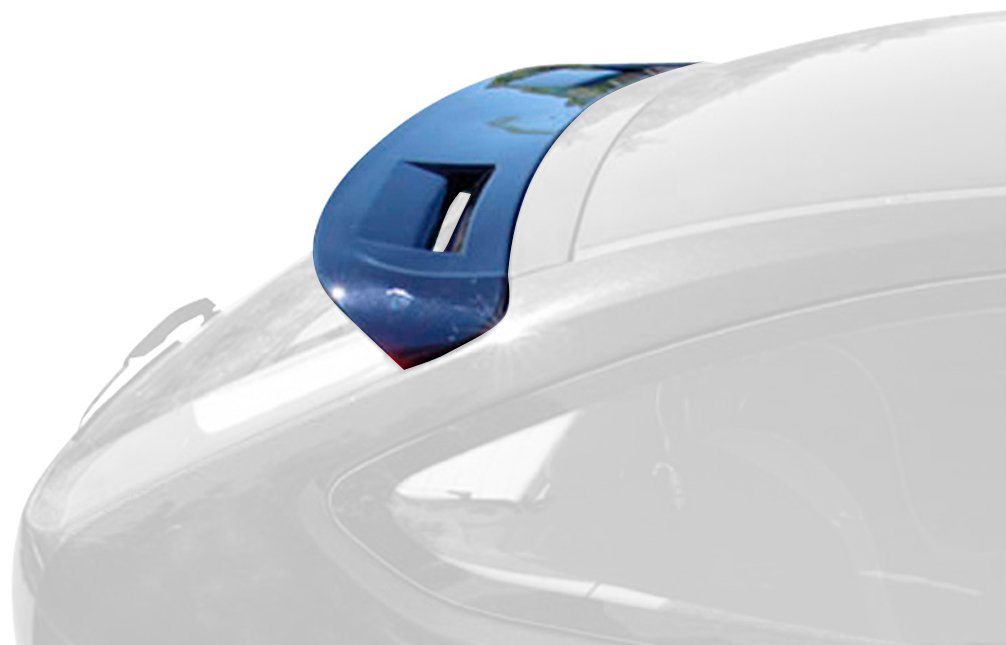Roof spoiler Focus II 3//5-doors 2005-2011 incl brake light