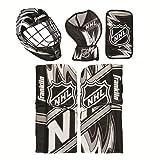NHL Goalie Equipment & Mask Set by Franklin Sports