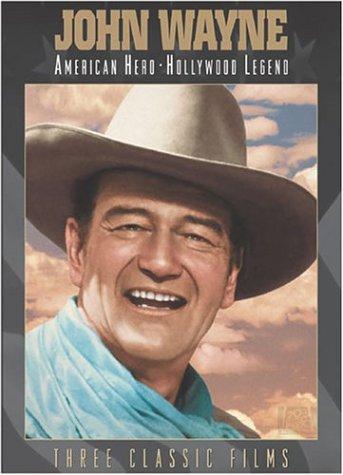 John Wayne Collection (3PC, Sensormatic)