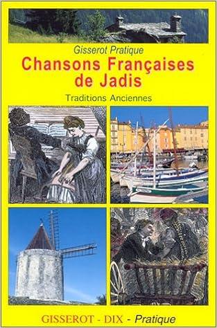 Livres gratuits Chansons françaises de jadis pdf
