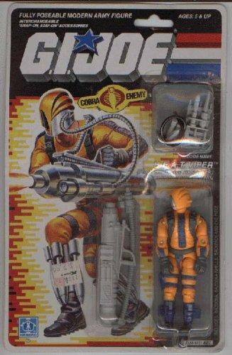 Gi Joe Bazooka (G.I. Joe H.E.A.T. Viper Cobra Bazooka Man)