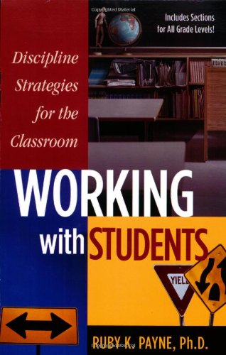 Working Students Discipline Strategies Classroom product image