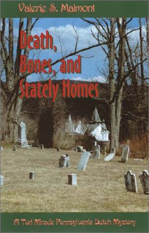 Death, Bones, and Stately Homes (Tori Miracle Mysteries, No. 5)
