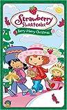 Strawberry Shortcake - Berry, Merry Christmas [VHS]