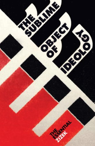 The Sublime Object of Ideology (The Essential Zizek) [Slavoj Zizek] (Tapa Blanda)