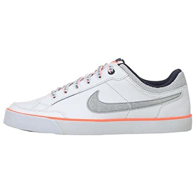 official photos 02872 de8d6 Nike Capri 3 LTR (GS), Chaussures de Tennis Fille: Amazon.fr ...