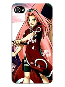 New Style fashionable design for iphone 4/4s Hard Plastic Hokage Ninjia Cases