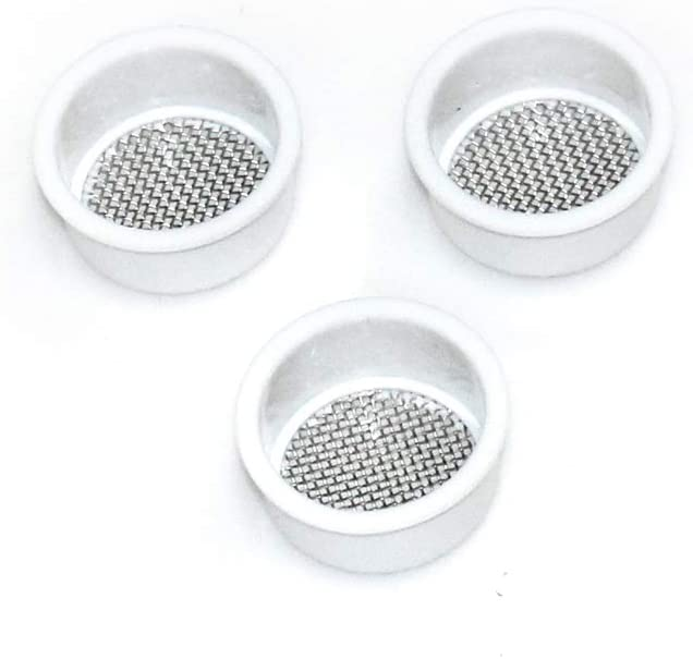 3 Stopper Cap and 3 Stainless Steel Filter//Flame Arrestor Family Pac Open Road Brands 3 Pack Flexible Gas Can Spout Replacement with 6 Screw Collar Caps 6 Base Caps Fits Most of The Cans