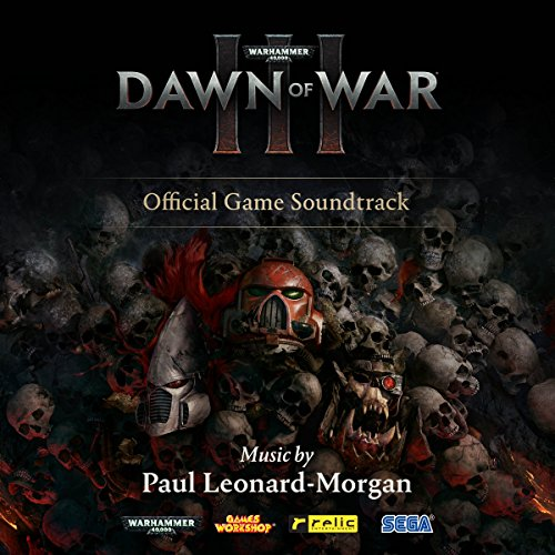 Price comparison product image Warhammer 40,000: Dawn of War III (Original Game Soundtrack)