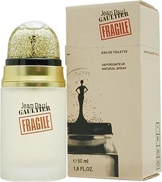 Fragile By Jean Paul Gaultier For Women. Eau De Toilette Spray 1.6 Ounces