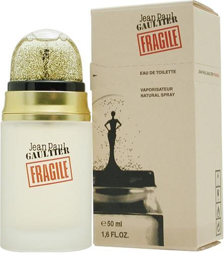 Fragile By Jean Paul Gaultier For Women. Eau De Toilette Spray 1.6 Ounces ()