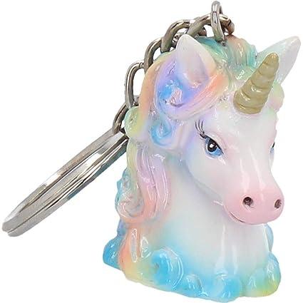 Llavero con diseño de Unicornio Salvaje de Nemesis Now de ...