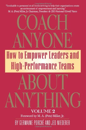 Coach Anyone About Anything: How to Empower Leaders & High Performance Teams