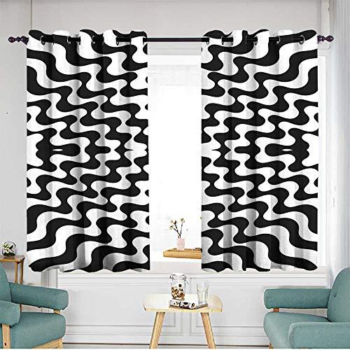 home1love Kids Curtains W 55