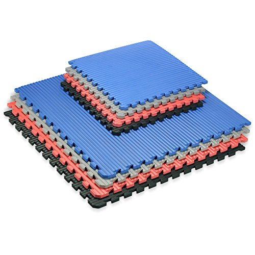 We Sell Mats - Black 16 SQ FT 24