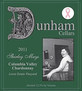 2011 Dunham Cellars Shirley Mays Chardonnay Columbia Valley 750 mL