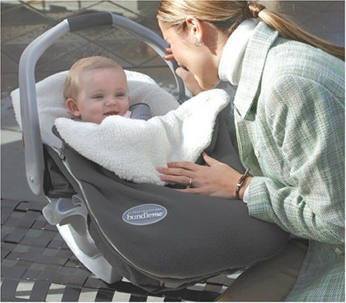 Amazon Com Jj Cole Original Infant Bundle Me Graphite Baby