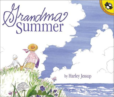 Download Grandma Summer (Picture Puffins) pdf