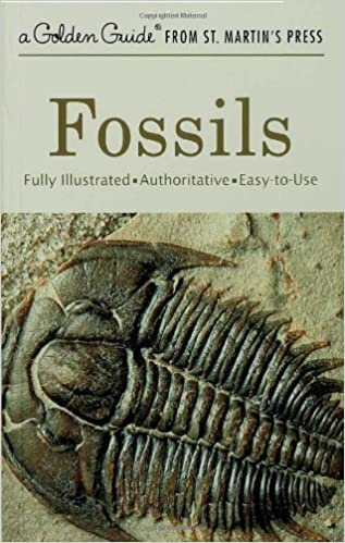Fossils A Fully Illustrated Authoritative And Easy To Use Guide Golden From St Martins Press 1st Edition
