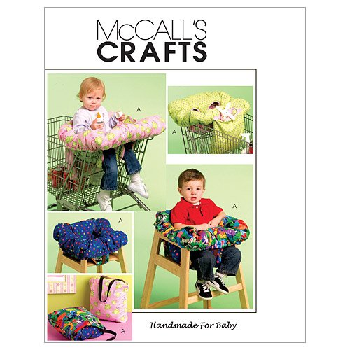 McCall's Patterns M5721 3-in-1 Shopping Cart Cover, One Size Only