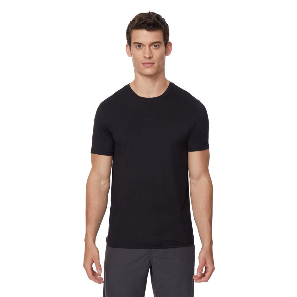 00a91ee5a Amazon.com  32 DEGREES Mens Cool Solid Crew Neck Tee Shirt  Clothing
