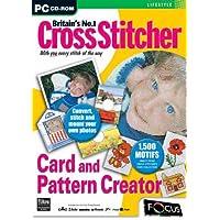 CrossStitcher Card & Pattern Creator
