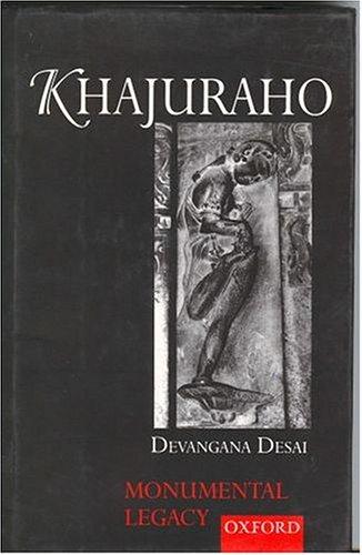 Khajuraho: Monumental Legacy Series