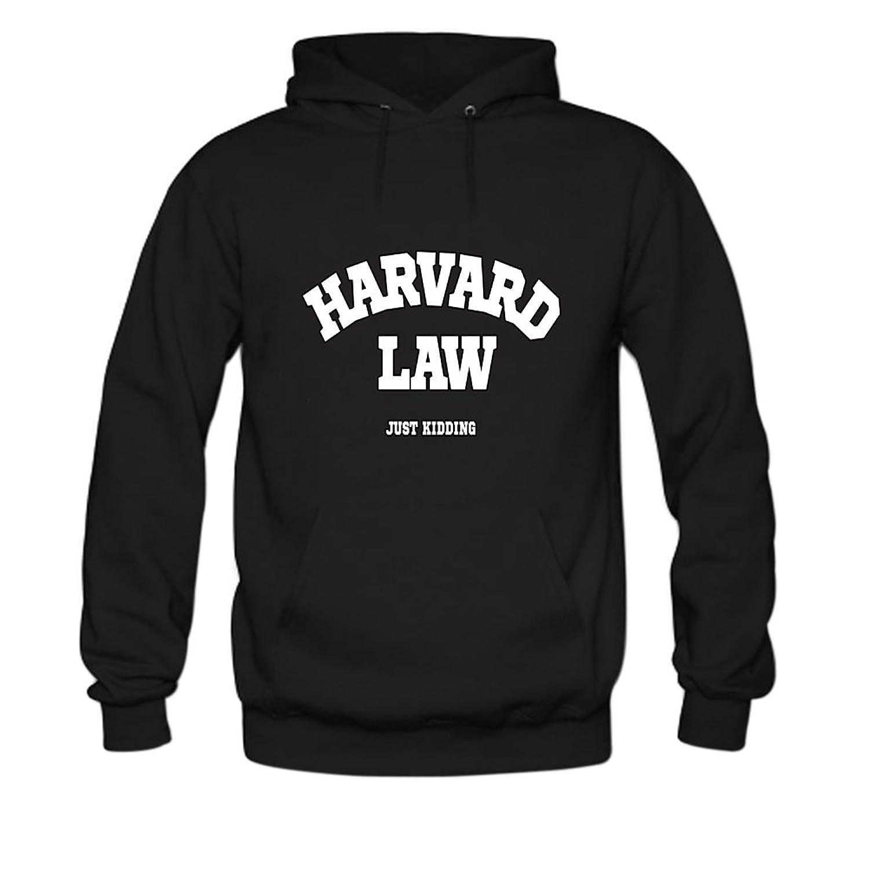 Women's Harvard Law Just Kidding Hoodies