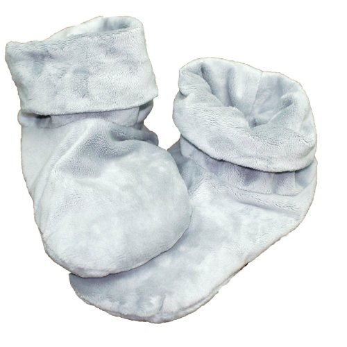 Aromatherapy Booties (Herbal Concepts Comfort Booties, Charcoal)