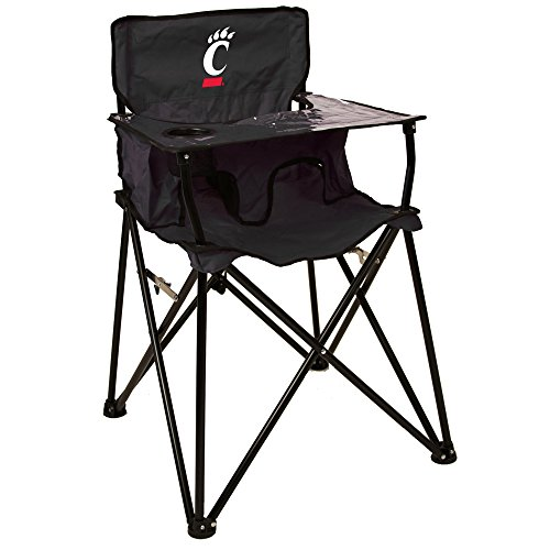 Rivalry Distributing RIV-RV156-1700 Cincinnati Bearcats NCAA Ultimate Travel Child High Chair by Rivalry Distributing