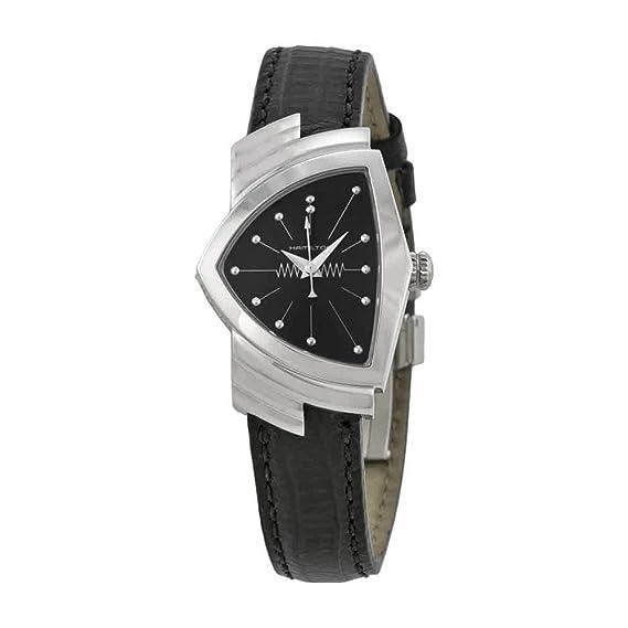 Hamilton - HAMILTON American-Classic Ventura Quartz H24211732 - H24211732: Amazon.es: Relojes