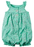 Best Carter's Baby Rattles - Carter's Baby Girls' Snap-Up Cotton Romper Review