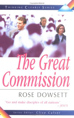 Great Commission (Thinking Clearly Series) by Monarch Books