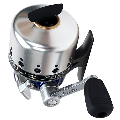 affordable Daiwa SC100A Silverast-A Series Spincast Reel, Medium