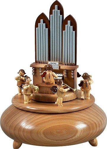 限定版 未塗装 6 Blser = の天使の箱器官を D = 木製 22 木製 Blser の cm の演劇の時計のオルゴールの鉱石山して下さい B01CVG9FU6, ワールド雑貨ショップホヌホヌ:f28d92c9 --- arcego.dominiotemporario.com