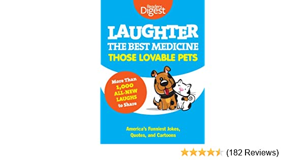 Laughter The Best Medicine Those Lovable Pets Readers Digest