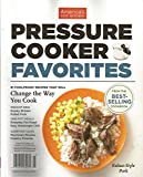 Pressure Cooker Favorites 2014 (America`s Test Kitchen Special)