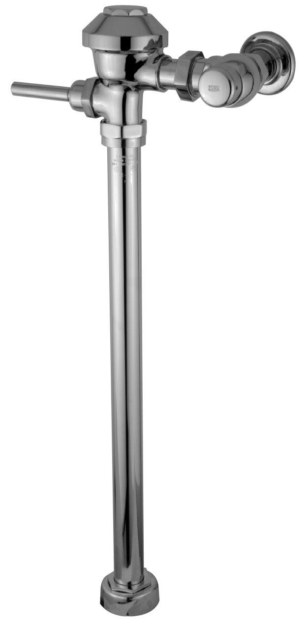 Zurn Z6000AV-3-WS1 1.6 Gallon Exposed Flush Vavle w/24'' Tube