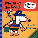 Maisy at the Beach: A Sticker Book