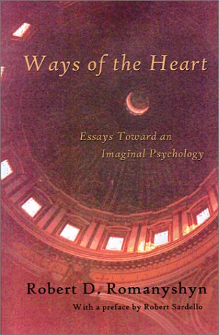 Works And Cited And Heart Imaginal Psychology Toward Ways
